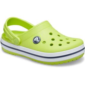 Crocs Crocband Clogs Niños, verde